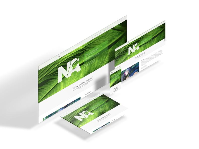 Portfolio: Responsive Design von naturheilkunde-armbrust.de